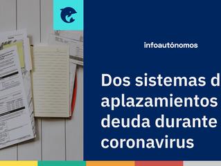 Aplazamiento de impuestos por coronavirus: ¿qué aspectos extraordinarios lo diferencia del aplazamie