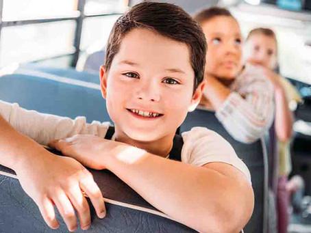 Seguro ilimitado para el transporte escolar