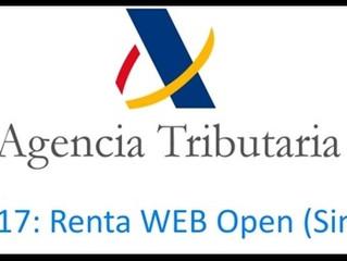 Renta WEB Open: El nuevo simulador que permite realizar pruebas de posibles declaraciones de Renta
