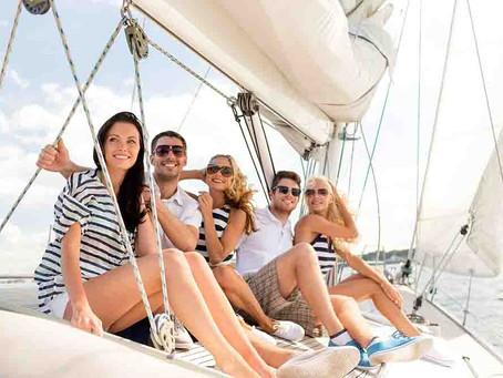 Sol, mar y…embarcaciones de recreo