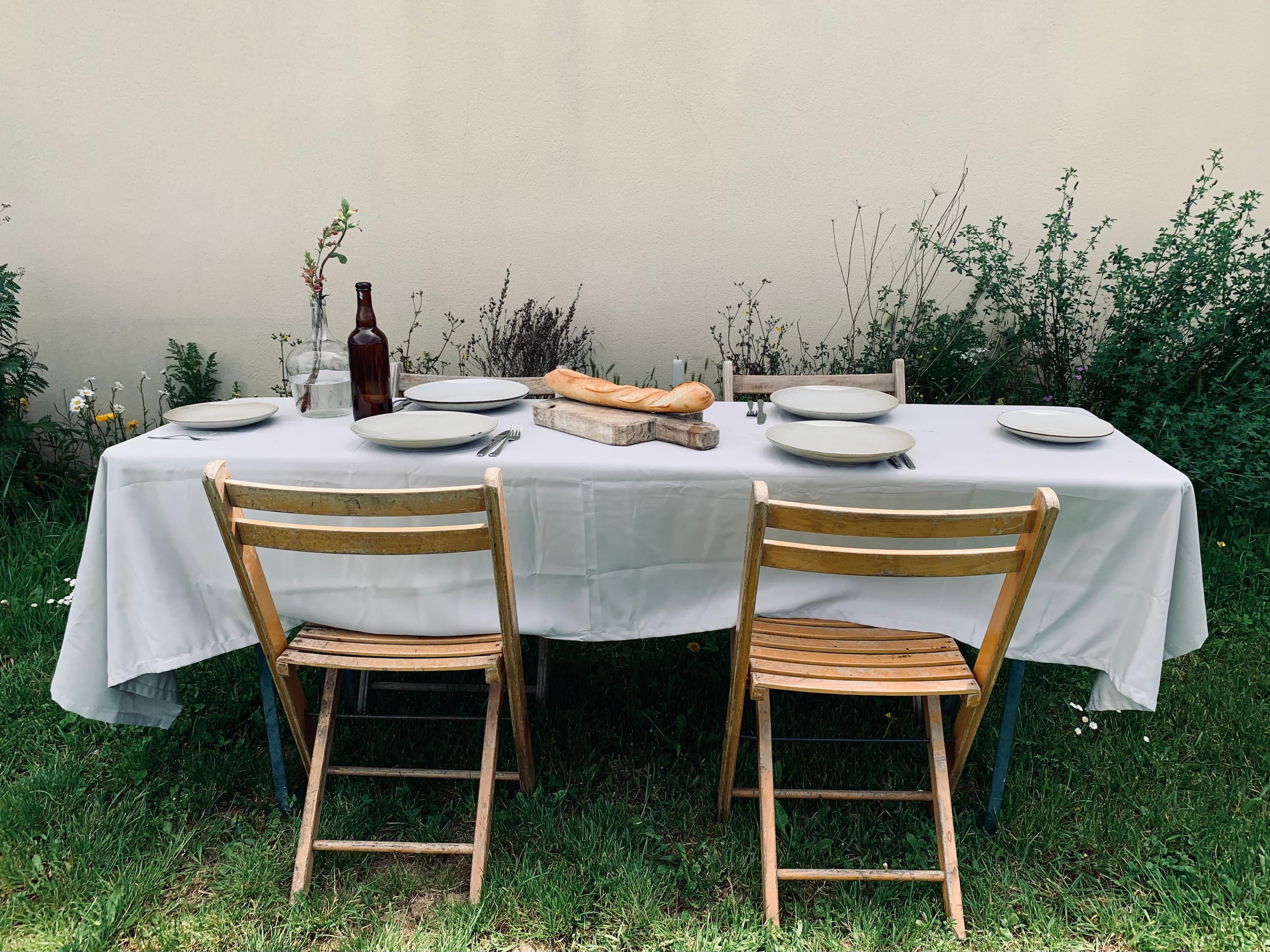 TABLE D'HÔTE