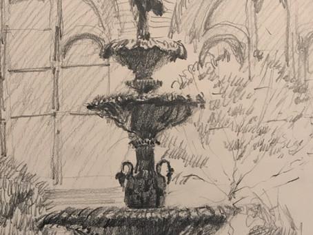 Smithsonian Garden Fountain