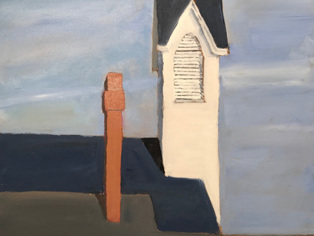 Steeple and Chimney