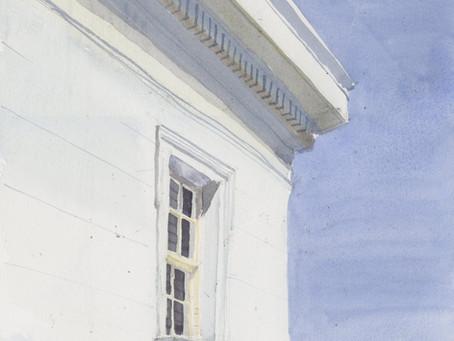 Window- Georgetown Post Office