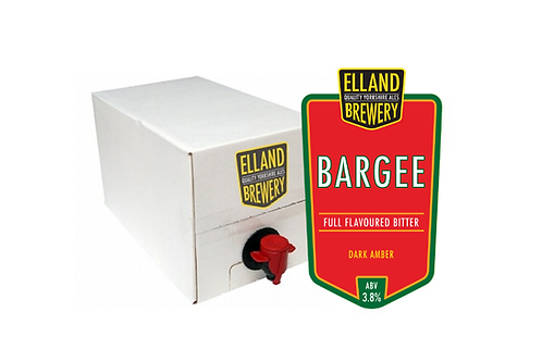 Bargee 3.8% - Bag in Box