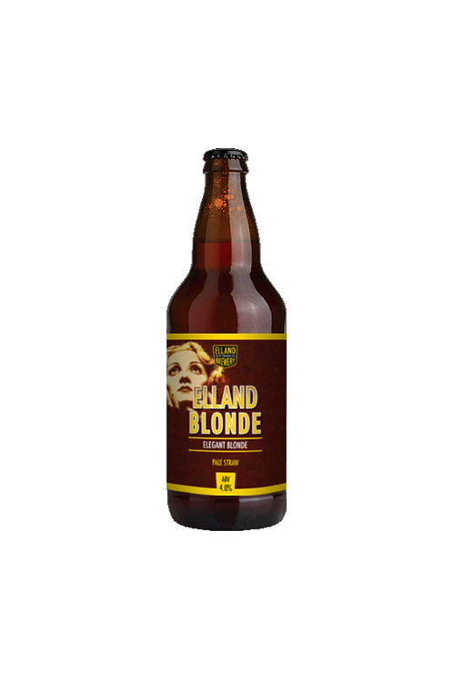 Elland Blonde Case of 12x 500ml Bottles