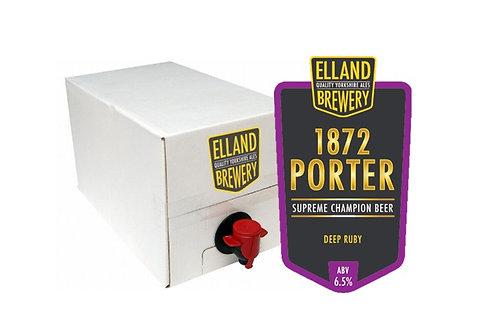 1872 Porter 6.5% - Bag in Box