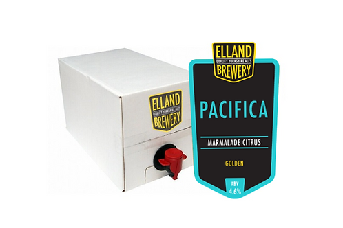 Pacifica 4.6% - Bag in Box