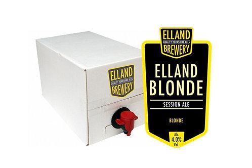 Elland Blonde 4.0% - Bag in Box