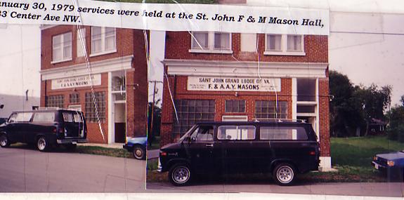 St. John F & AAY Masonic Hall