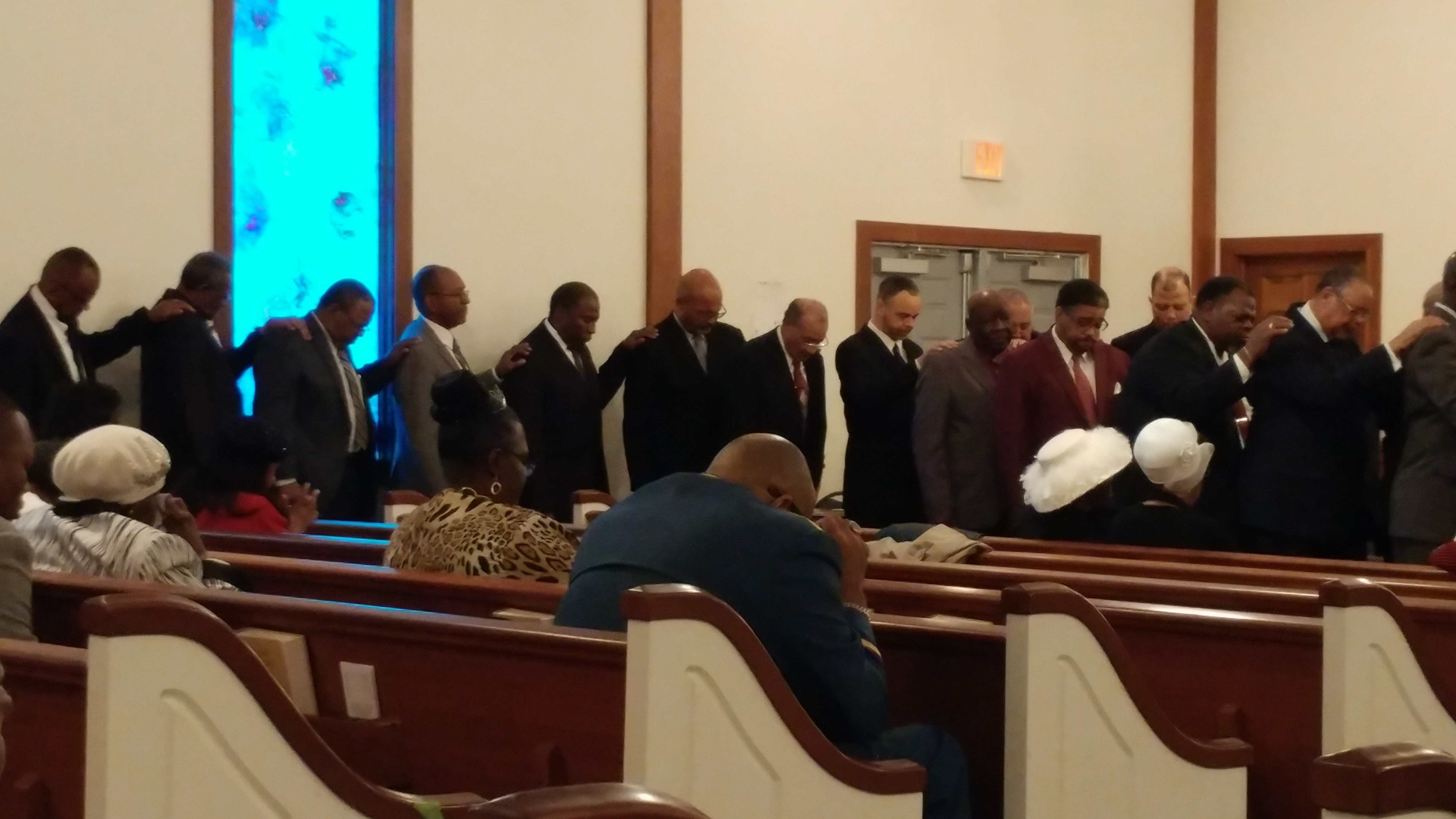 Area Deacons and Ministers