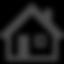 シンプルな家のフリーアイコン素材 6.png