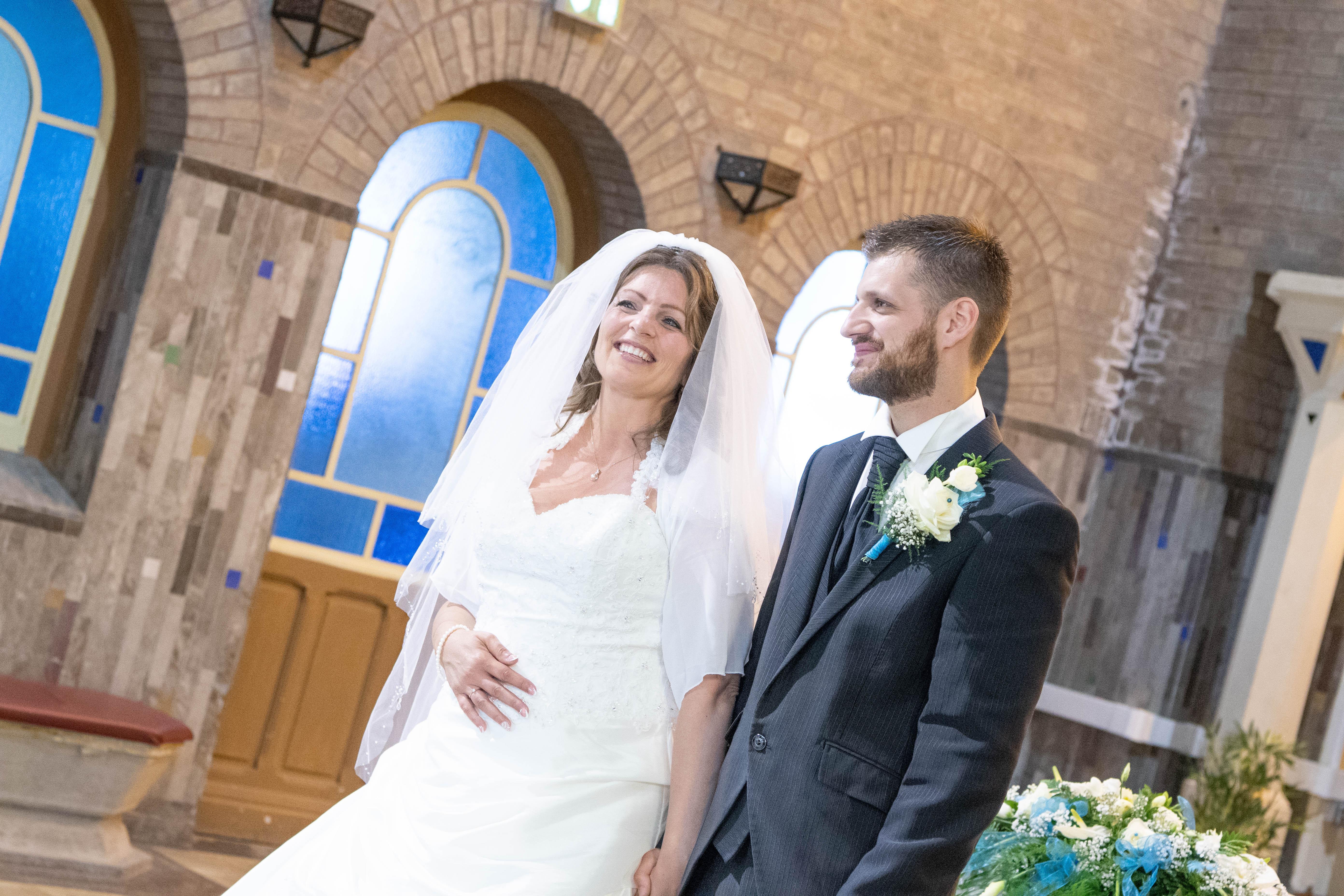 Mariage Stéfania et Kévin