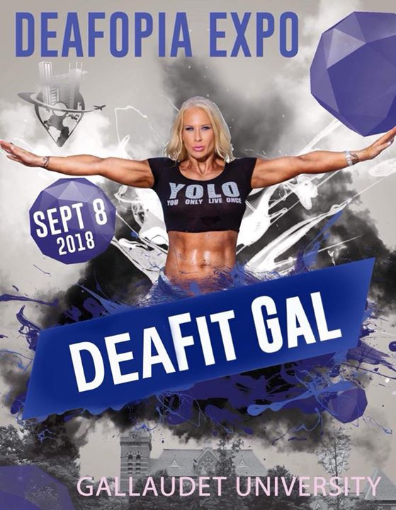 Deafopida Flyer 2018