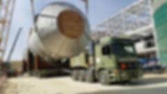 Heavy lifting,Ras Al Khair Saudi Arabia