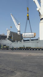 FTE Heavylift Aramco Gas plant