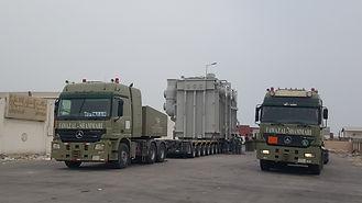 heavylift Saudi Arabia,fte heavylift,Middle East,Dammam