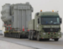 FTE Heavylift Tabuk Saudi Arabia
