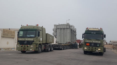 FTE Heavylift Saudi Arabia