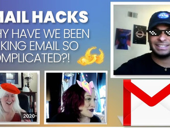 4 Gmail Hacks for Life Coaches