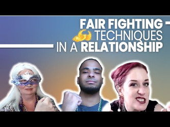 Fighting Fair. How to Not Punch a Relationship Below the Belt.