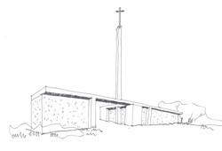 성광교회 스케치