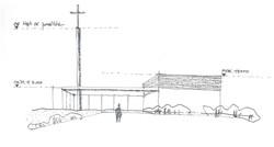 우리비전교회 스케치