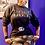 Thumbnail: Melanin Built On Survival Skills Sweatshirt