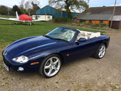 Jaguar XKR Convertible 2000