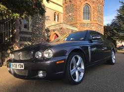 Jaguar XJR Pearl Grey 001