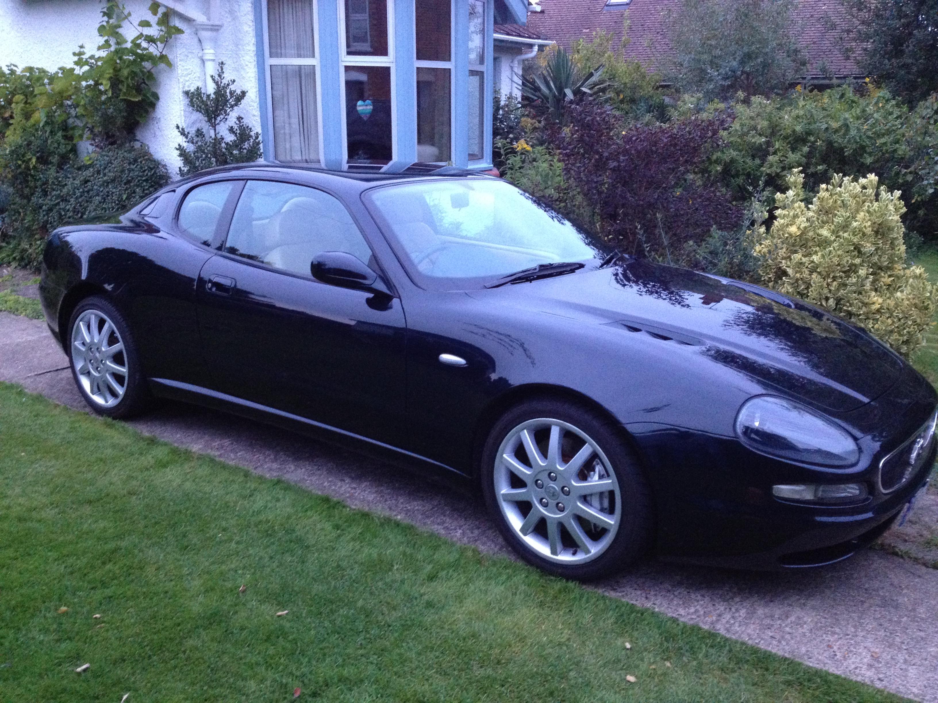 Maserati 3200 GT Coupe 2000