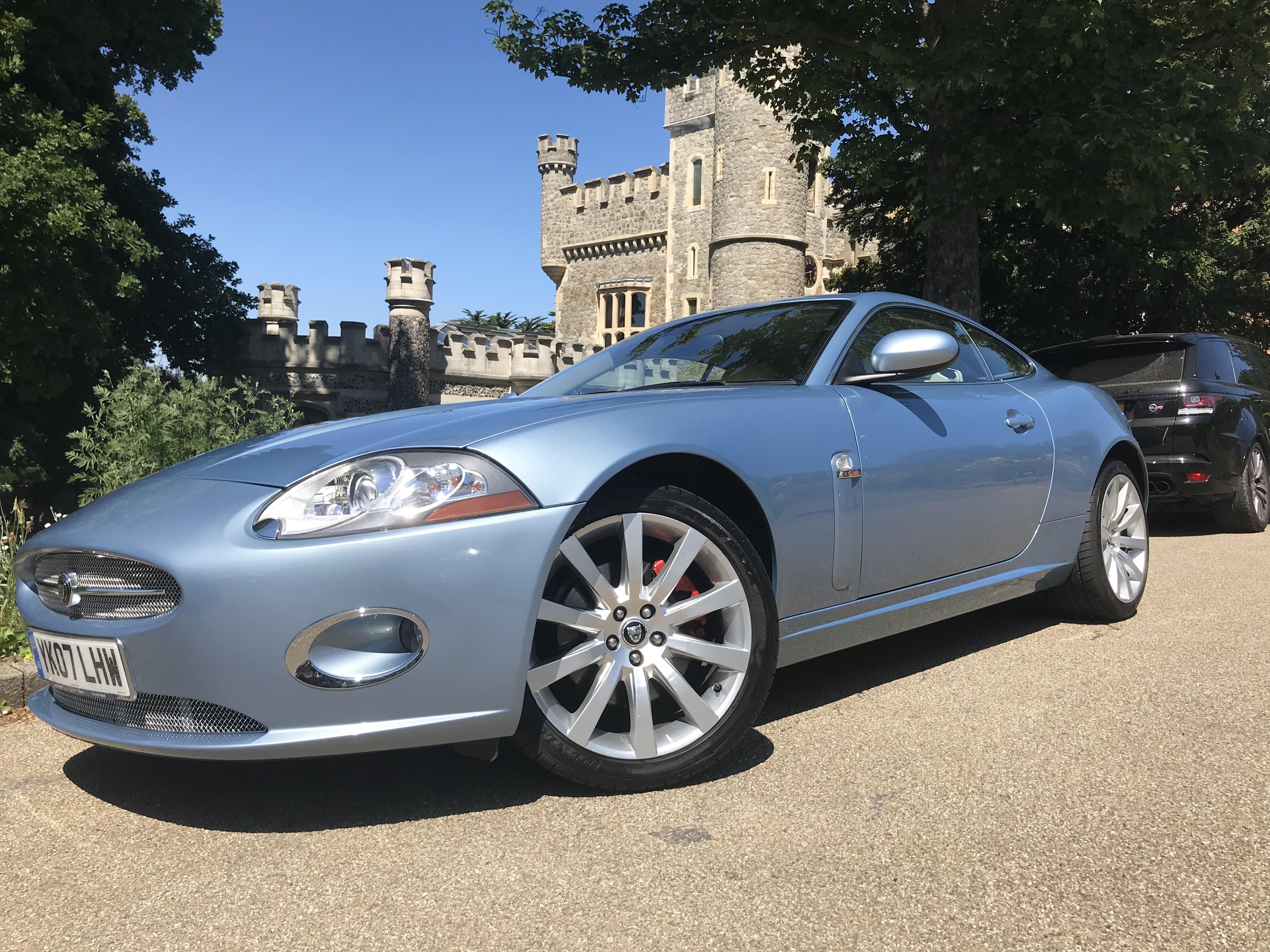 Jaguar 4.2 Coupe 014