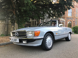 Mercedes 350 SL 047