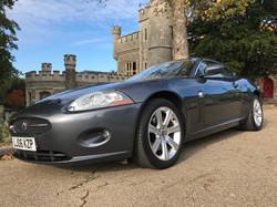 Jaguar XK Slate Grey 001