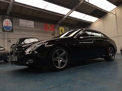 Mercedes CLS 09 003