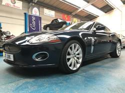Jaguar XK Coupe 2007 014