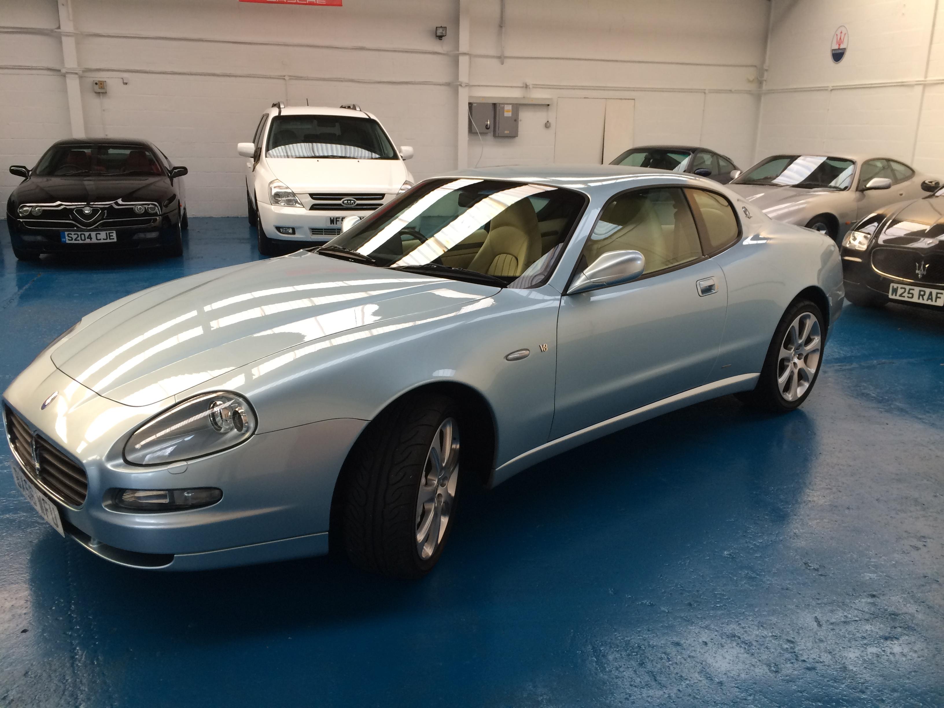 Maserati Cambiocorsa 56 026