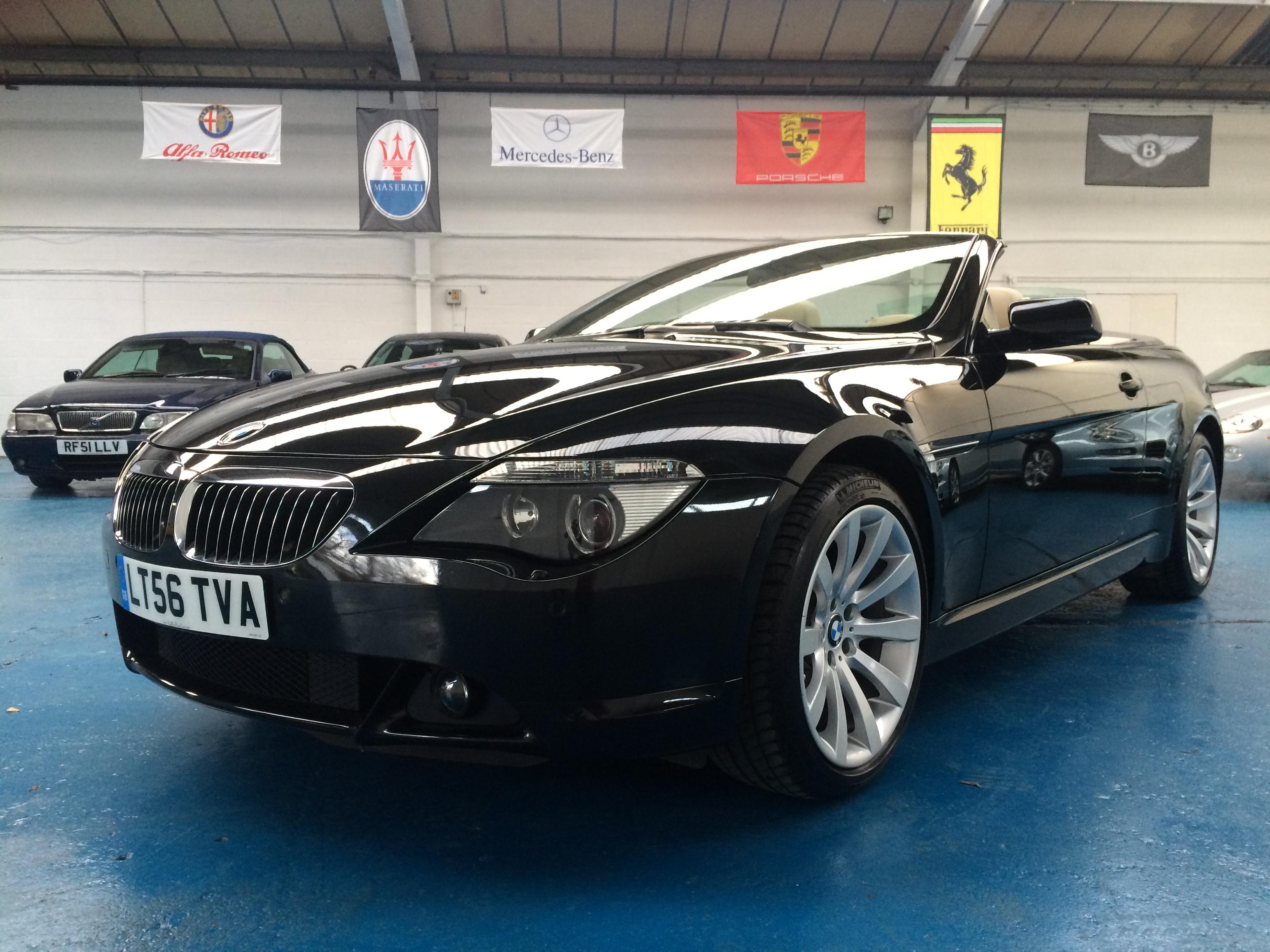 BMW 650I Cabriolet 010
