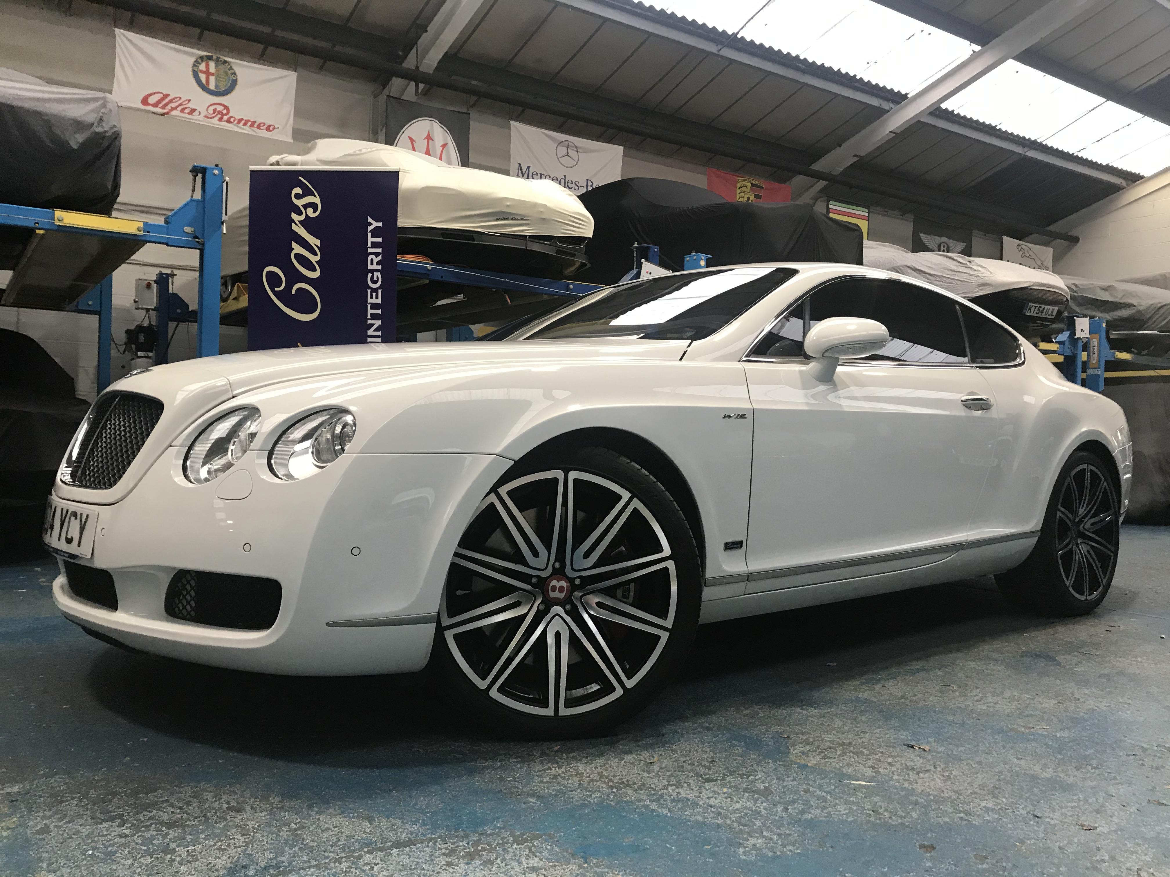 Bentley Continental GT 007