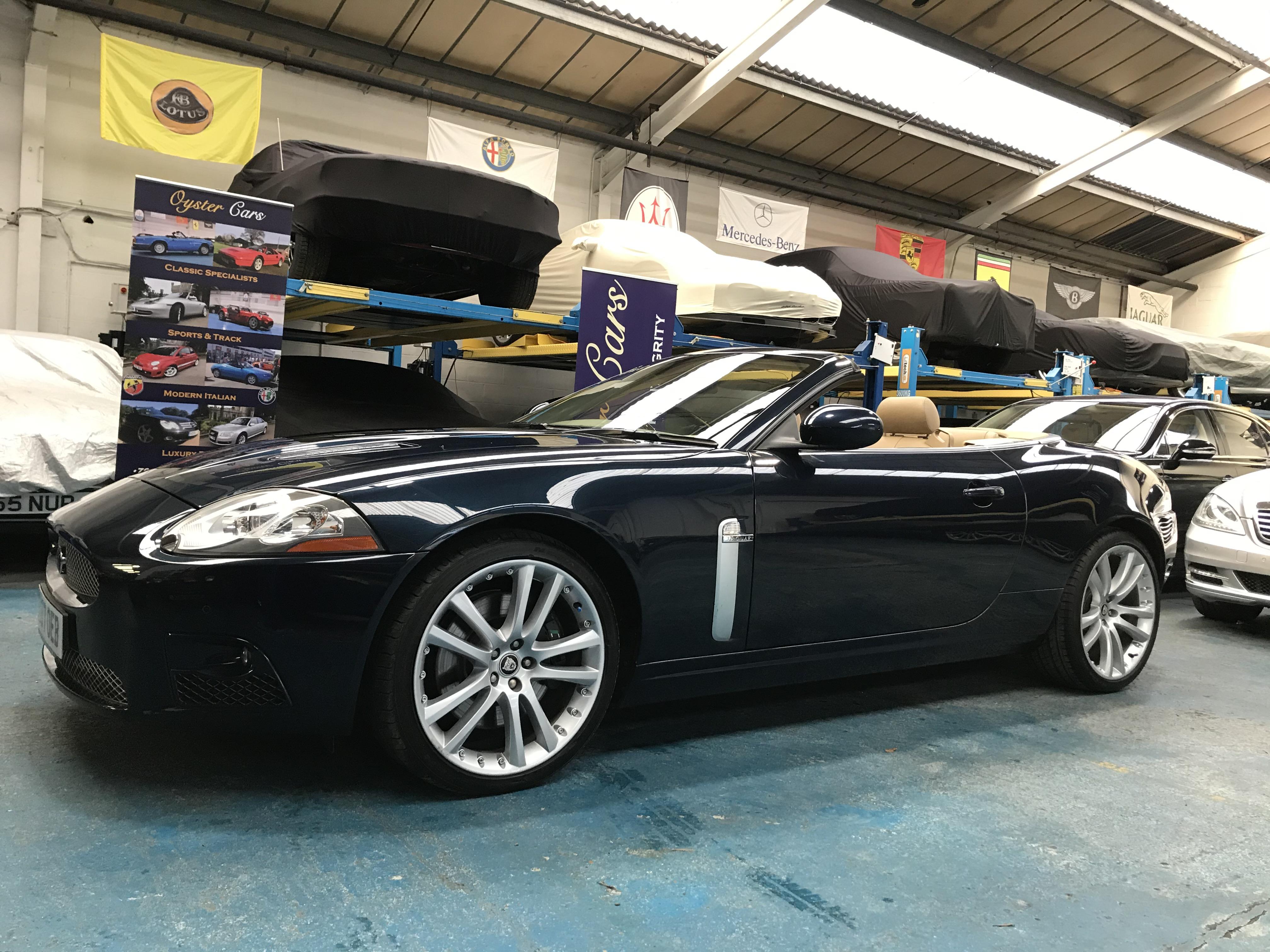 Jaguar XK 4.2 Convertible 020
