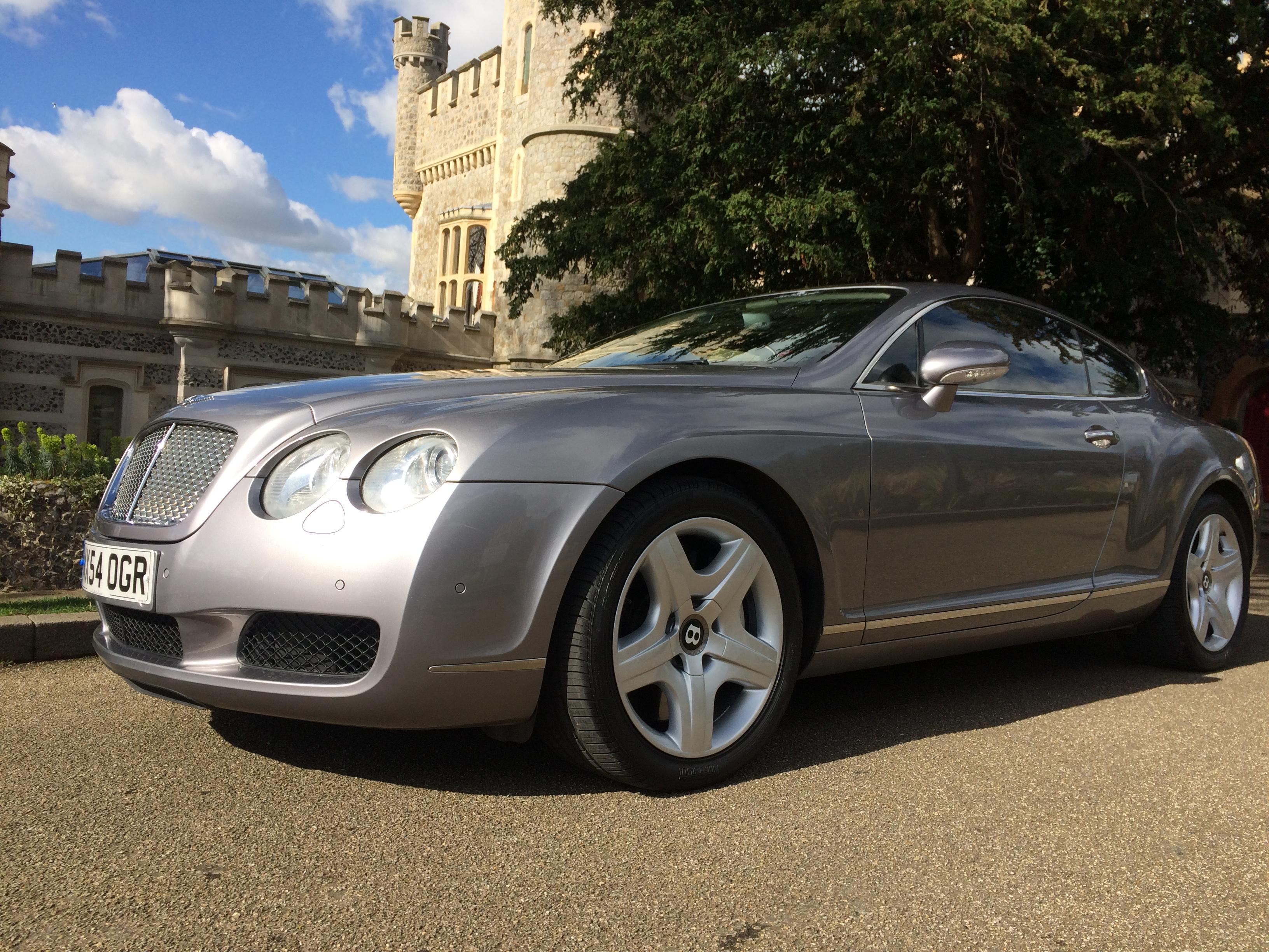 Bentley Continental GT 019