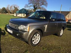 Range Rover Vogue 2007