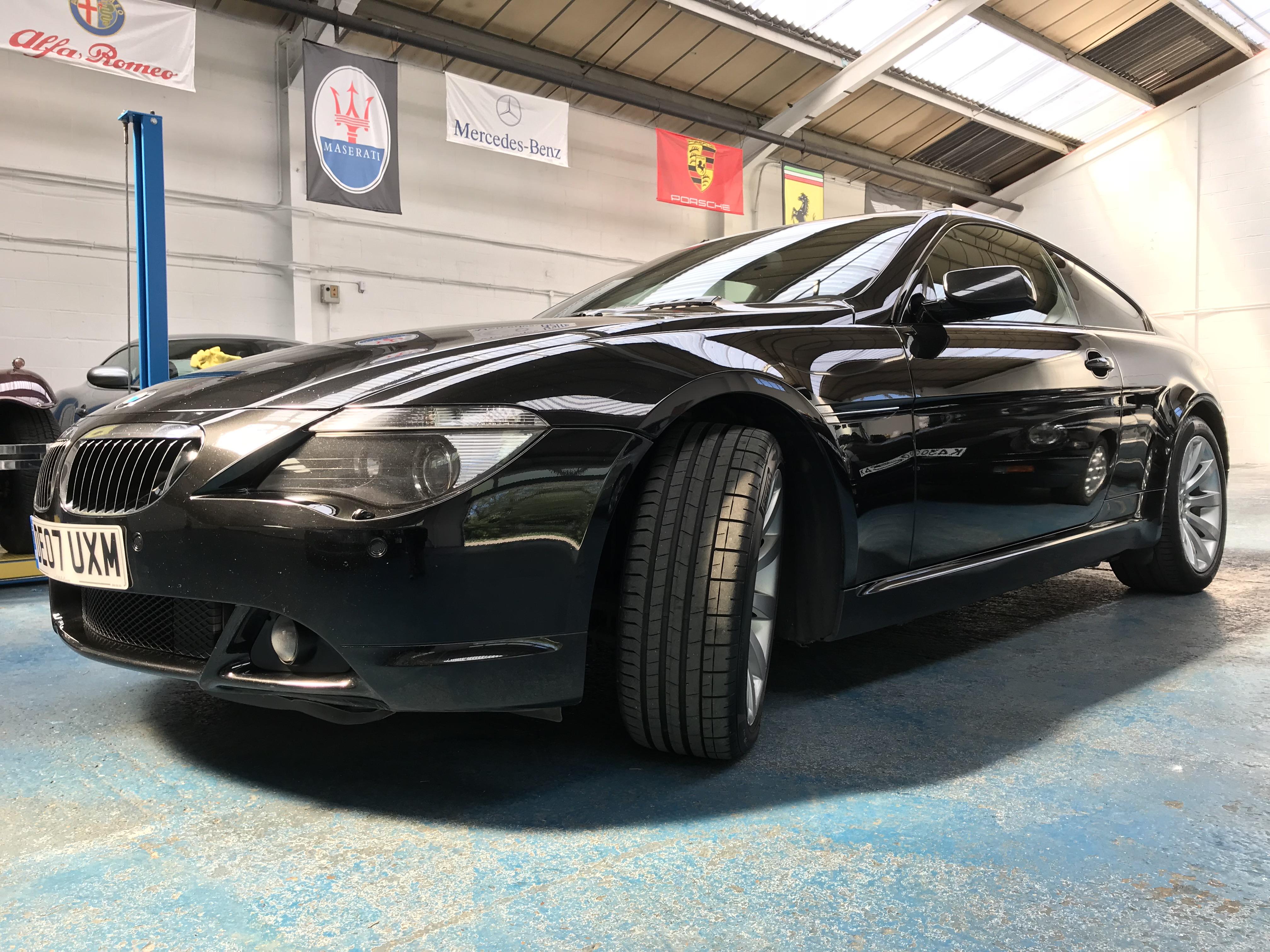 BMW 650i 007