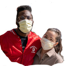 Supporting foster youth looking for community during a pandemic