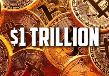Bitcoin worth now $1 Trillion