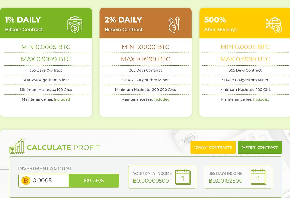 Cryptomining scam