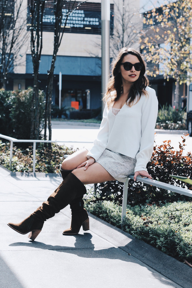 Everyday Knee High Boots