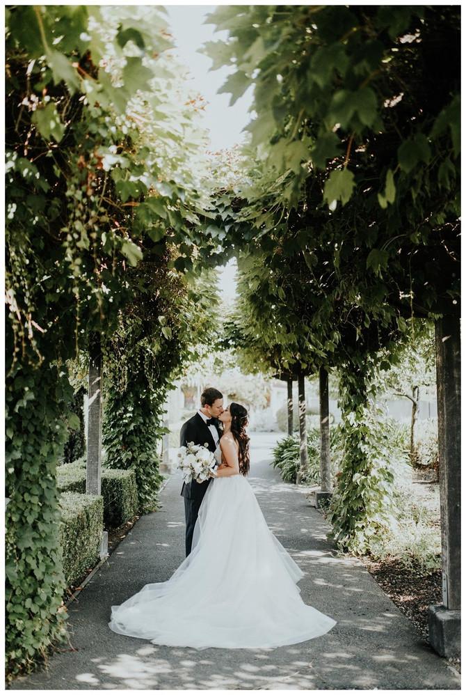 Our Napa Wedding