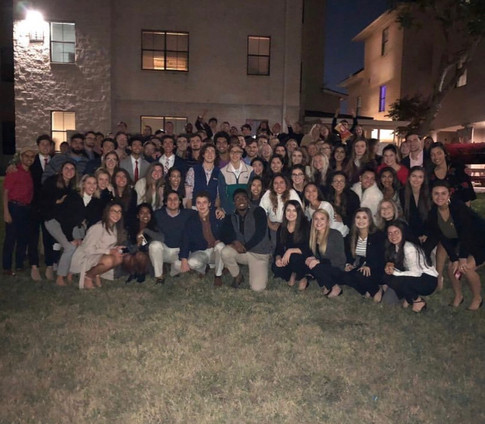 Ready for Frontier Fiesta 2019 with the men of Sig Ep