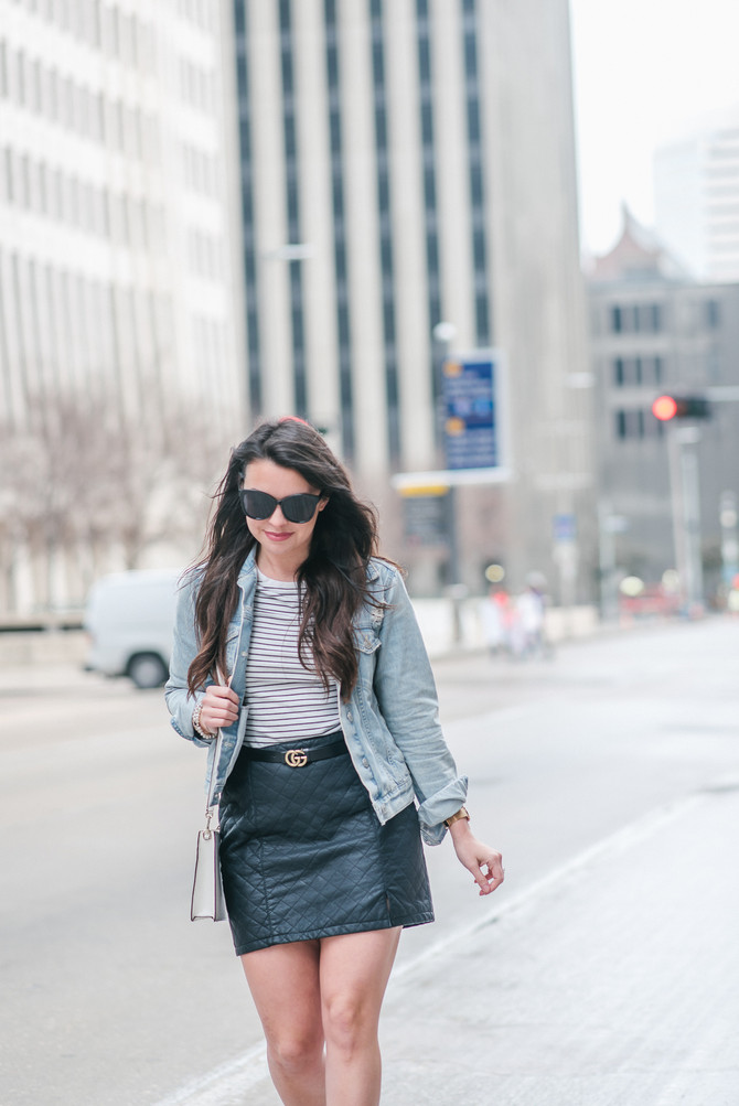 Transitioning your wardrobe from Winter to Spring